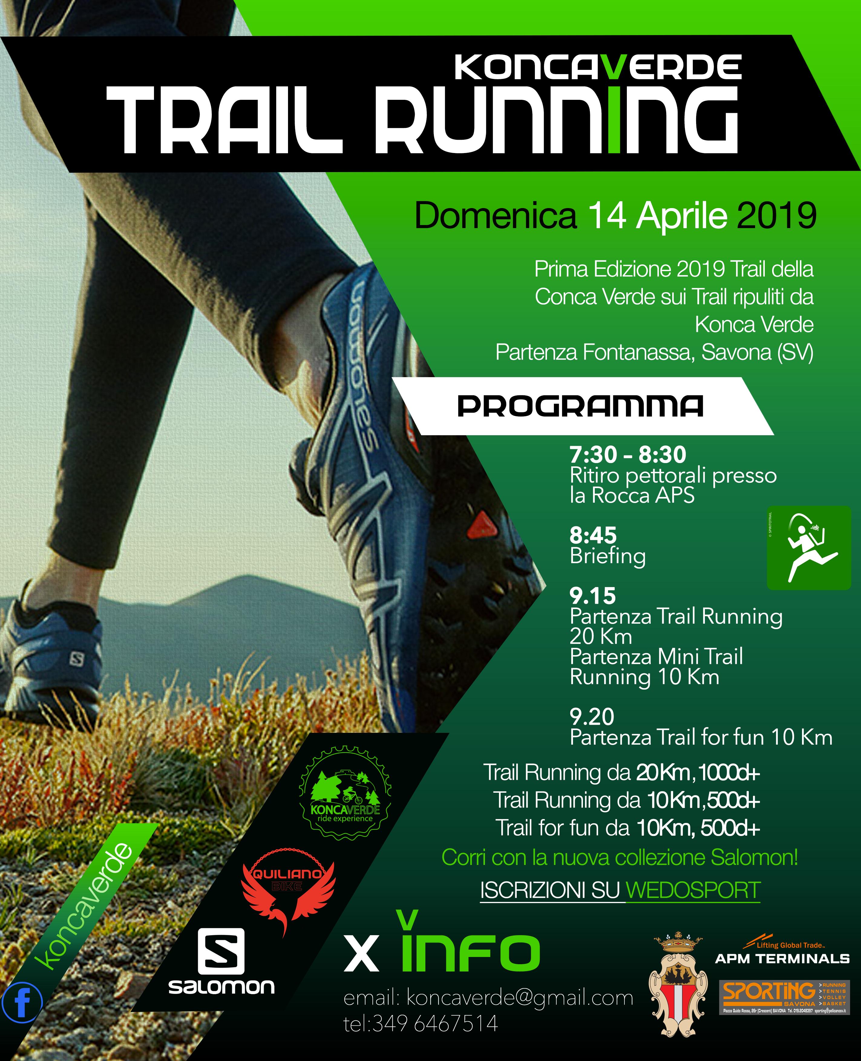 trail running 14/04/2019