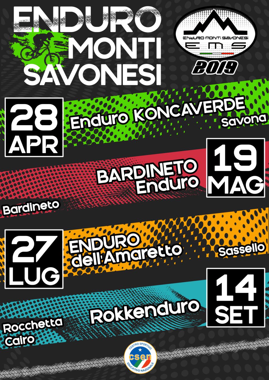Circuito Enduro Monti Savonesi